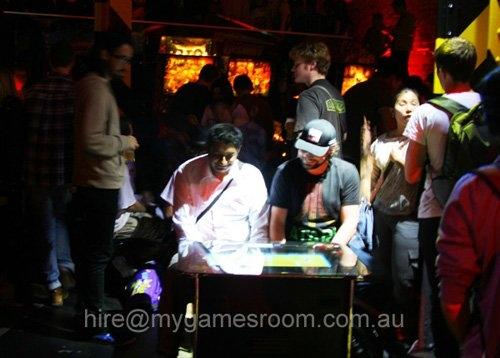Arcade tables